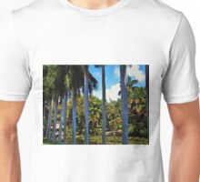 Tall Trees & Water, Bonnett House, Fort Lauderdale Unisex T-Shirt