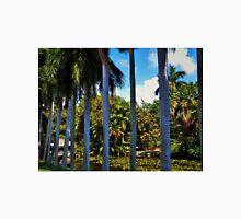 Tall Trees & Water, Bonnett House, Fort Lauderdale Unisex T-Shirt