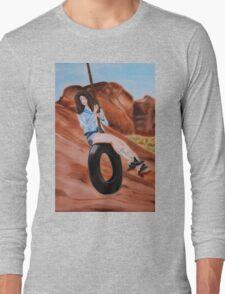 Swinging dreams Long Sleeve T-Shirt