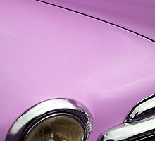 antique car fender by sumners