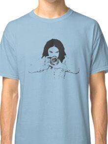Girl photographer Classic T-Shirt