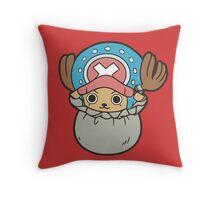 Chopper- One Piece Throw Pillow