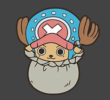 Chopper- One Piece by Chibify