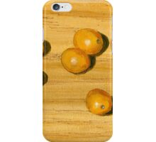 Bite-size golden tomatoes iPhone Case/Skin
