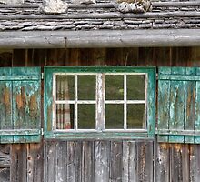 Window to the Past by Yair Karelic