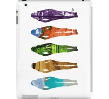 Nature in the Nude Line iPad Case/Skin