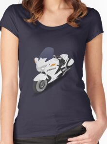 Vroom Vroom Women's Fitted Scoop T-Shirt