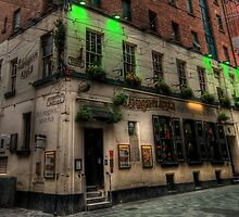 Flanagans Irish Bar Liverpool by Simon Barrow