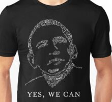 YES, WE CAN Unisex T-Shirt