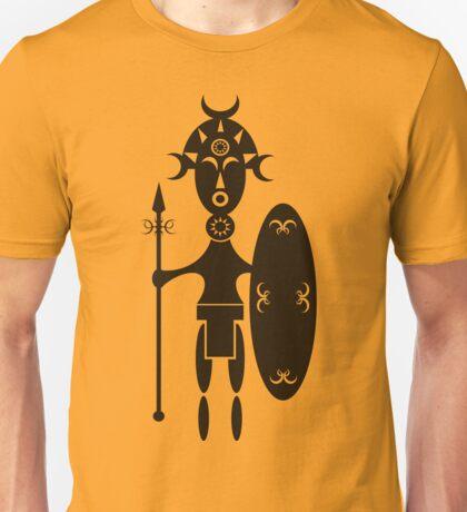 African warrior Unisex T-Shirt