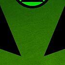 Green Lantern by kickingshoes
