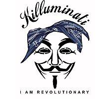2Pac Killuminati Photographic Print