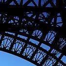 Eiffel Detail by Christopher Dunn