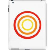 Colored circles iPad Case/Skin