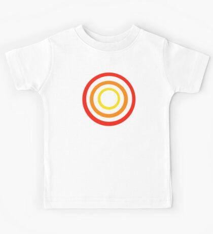 Colored circles Kids Tee