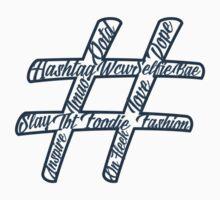 Hashtag Kids Tee
