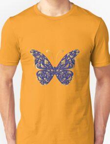 Butterfly, ornate Unisex T-Shirt