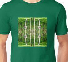 Basketball Forest Court Reflection 2 Unisex T-Shirt
