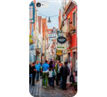 Narrow Street Art iPhone Case/Skin