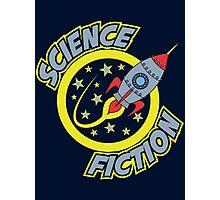 Sci Fi! Photographic Print