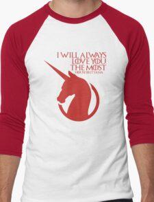 House Brittana Men's Baseball ¾ T-Shirt