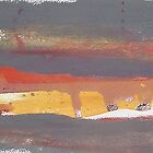 Rothko Influenced Abstract 2 by Josh Bowe