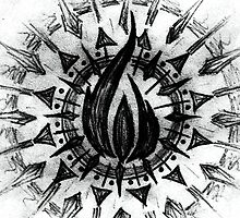 In Flames Logo by Kronos1698