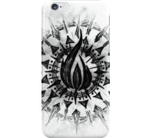 In Flames Logo iPhone Case/Skin