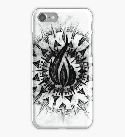 In Flames Logo iPhone Case/Skin