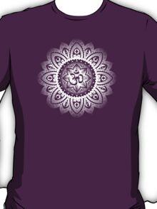 Ohm Mandala White T-Shirt