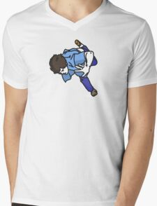 Why I be Trippin Mens V-Neck T-Shirt