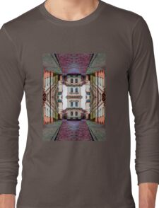 Cozy Old Town Art Long Sleeve T-Shirt