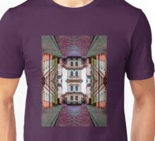 Cozy Old Town Art Unisex T-Shirt