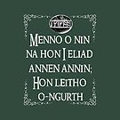 Tauriel's Prayer by tonksiford