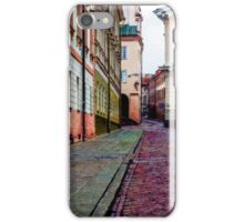 Cozy Old Town iPhone Case/Skin