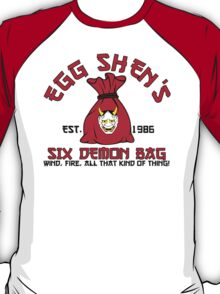 Edd Shen's six demon bag T-Shirt