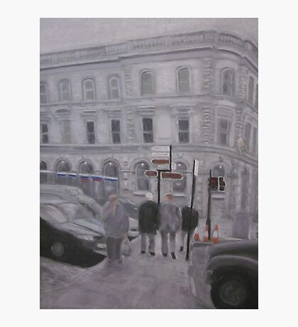 Dublin Crossroads Photographic Print