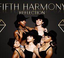fifth harmony reflection  by Danayonova