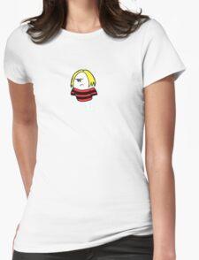 Kurt's Ghost Womens Fitted T-Shirt