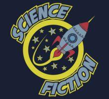 Sci Fi! Kids Tee