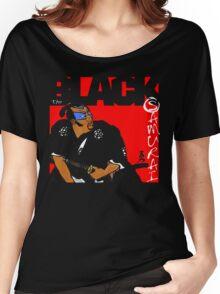 Black Samurai 2 Women's Relaxed Fit T-Shirt