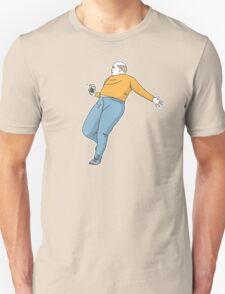 Starbucks Guy be Trippin Unisex T-Shirt