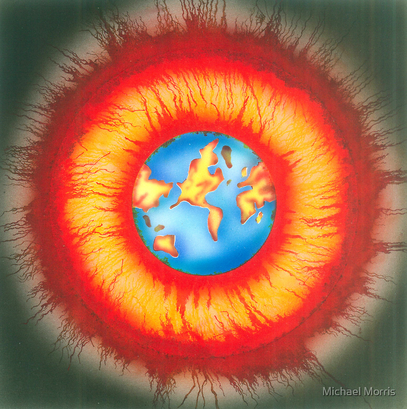 Earth as we know it! by Michael Morris