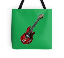 March Hare Bass Tote Bag