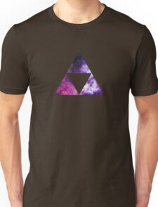 Legend Of Zelda - Triforce Space Unisex T-Shirt