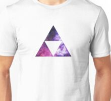 Legend Of Zelda - Triforce Space Unisex T-Shirt