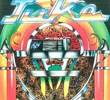 Funky Juke Box by Michael Morris