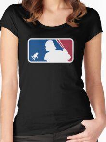 Lightsaber League Women's Fitted Scoop T-Shirt