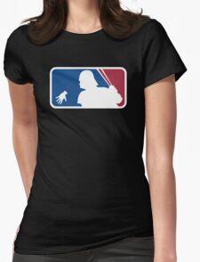 Lightsaber League Womens Fitted T-Shirt
