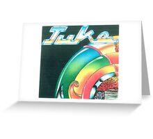 Jukebox 2 Greeting Card